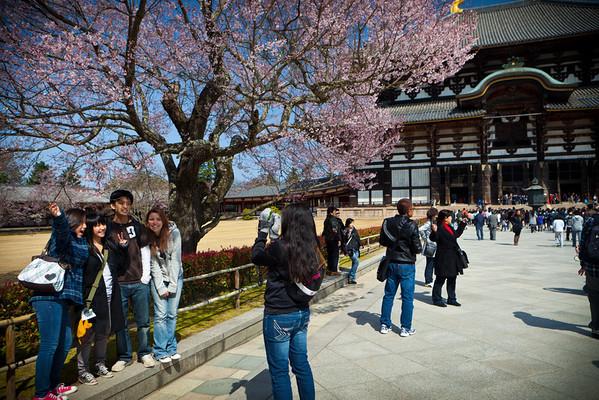 Day 3 - Todaiji, Nara