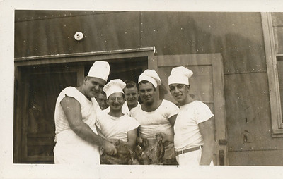 Army Life - WWII