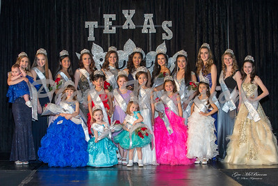 Bay Area Pageant girls