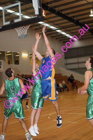 Hornsby Vs Parramatta 19-4-08