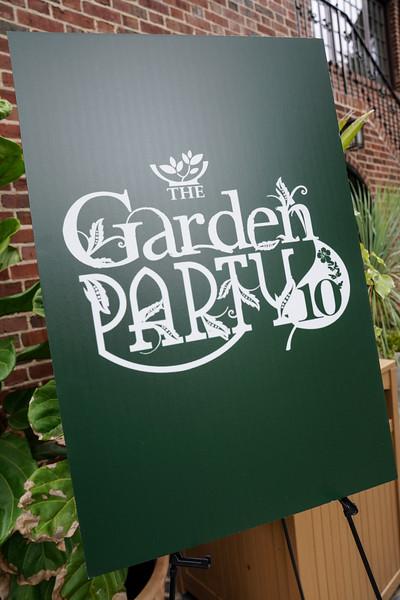 The Garden Party ATL