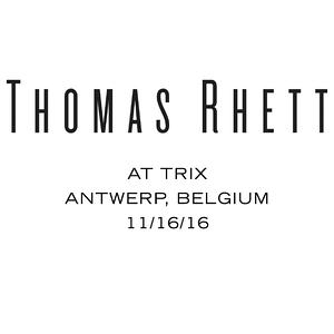 11/16/17 - Antwerp, Belgium