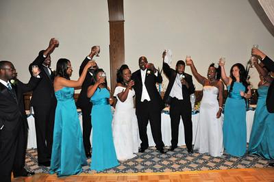 Mr & Mrs Ansley Wedding Reception Oct 16, 2010