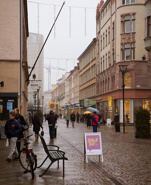 Winter Sweden and Copenhagen