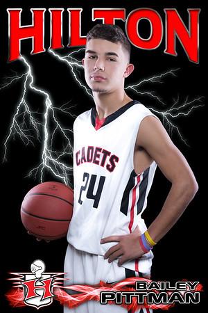 Hilton Boys Basketball 2015-2016