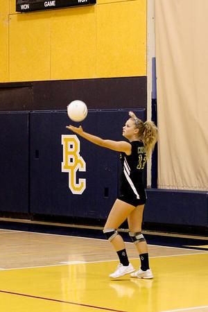 CHS JV Volleyball Oct 27