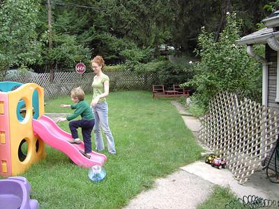 Rosemary, Martha, Daniel September 2006
