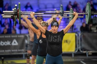 CrossFit Filthy 150 2019 Friday - Teams