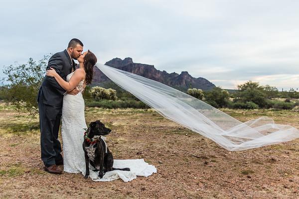 Lexi & Charles | 2019.12.22 | Apache Junction, AZ