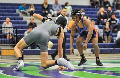 Wrestling vs WHS 1/22/20