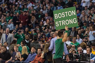 170301 Celtics beat Cavs!