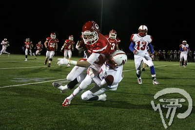 FOOTBALL ■ vs. Natick — 11 . 8 - 2013