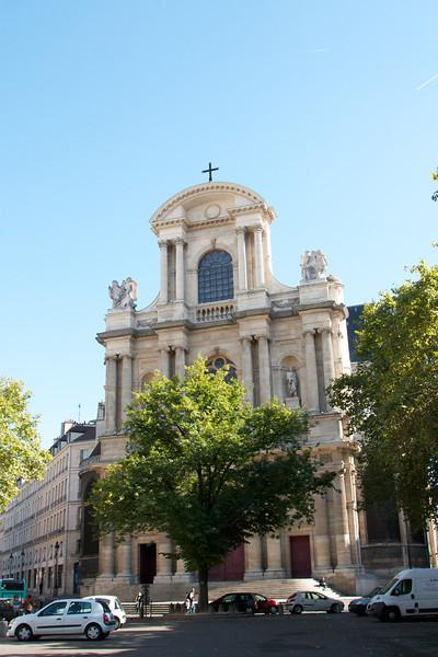 St-Gervais-et-St-Protais Church