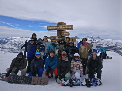 2019.1.10 Joint YMF Mammoth Trip