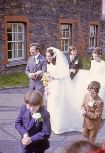 Paul Mapstone's Wedding