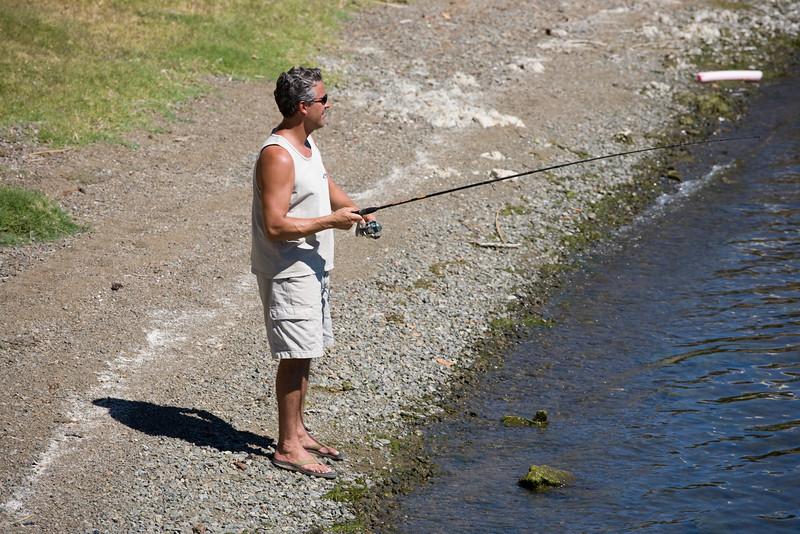 Larry the Fisherman