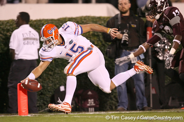Super Photo Gallery: UF Football at MSU, 10/24/09