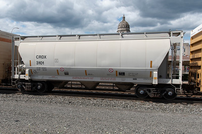 CRDX - Chicago Freight Car Leasing Company