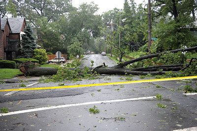 Tropical Storm Irene - August 2011