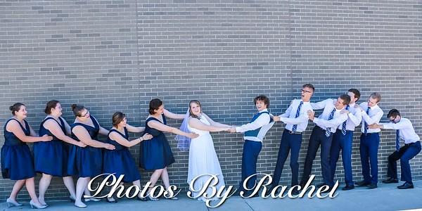 Nina & Ramsey's Wedding Day