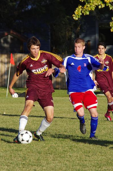 Soccer - Kristian