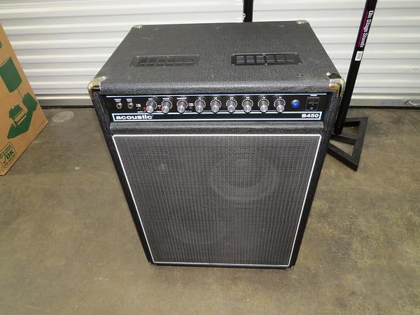 Acoustic B450 450W 2x10 Bass Combo Amp
