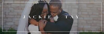 Jackie + Tay