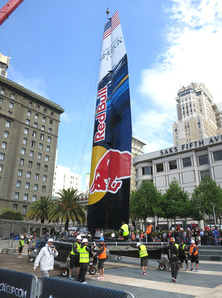 Red Bull - Union Square