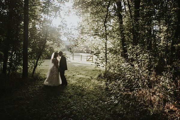 Crystal & Mark Wedding