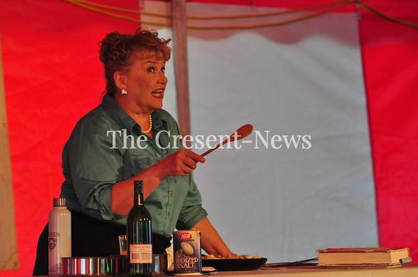 06-06-19 NEWS Julia Child at Chautauqua