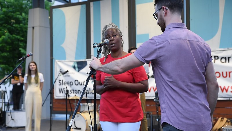 20190503 Bethesda Center Sleep Out Video 005.MOV