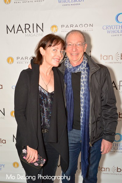 Margaret O'Leary and Bill Green