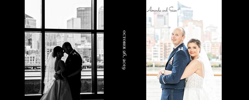 Amanda & Sean CT Book