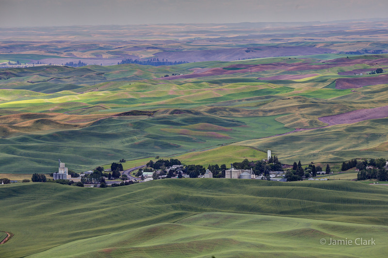 Steptoe Butte. Washington