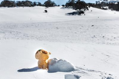 Snow Trip Photoshoot
