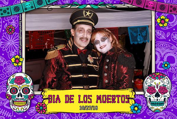 10/27/18 - Maffia Dia De Los Muertos