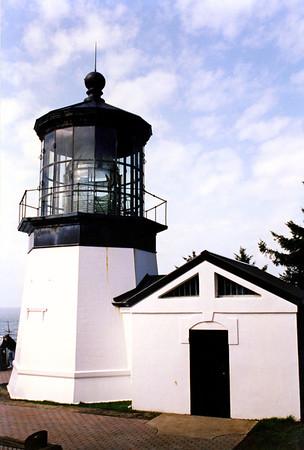 Cape Meares Light, Oregon