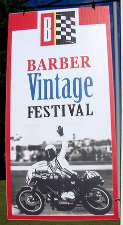 Barber Vintage Festival, 8-2008