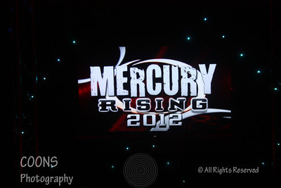 3/31/12 - Mercury Rising 2012 - Miami, FL