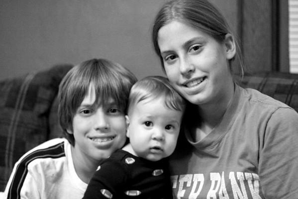 Holbrook/Clark Family 2009