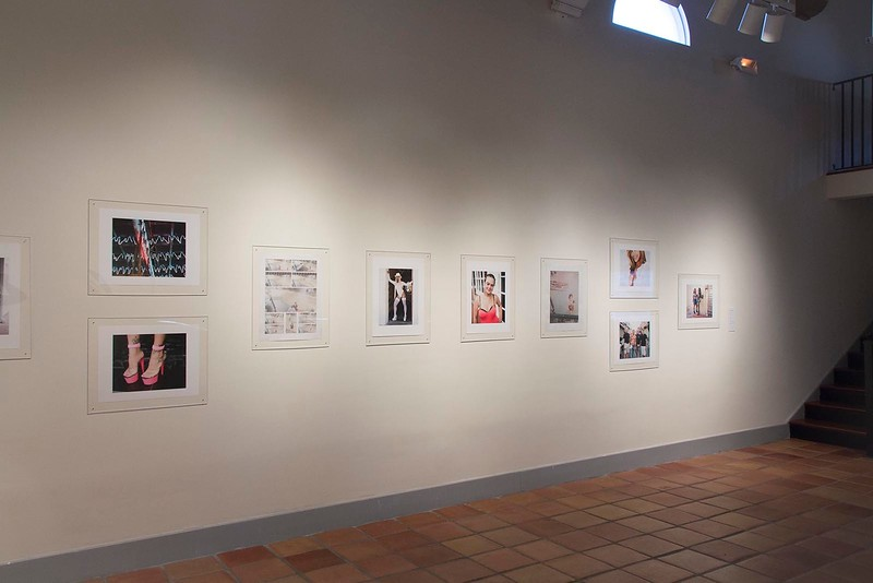 Courtney Asztalos, Bourbon Street, September 2014, Installation View