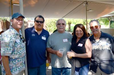 2017 Annual Association BBQ