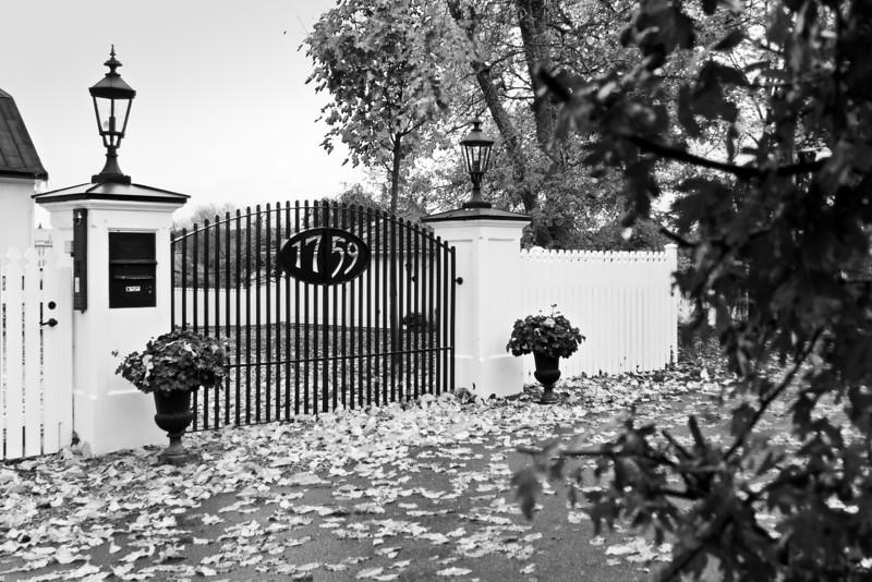 Gate / Ворота