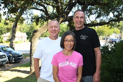 9-6-2019 Teresa Sato & Rick Wilkerson @ 7 Mile Cafe - Highland Village