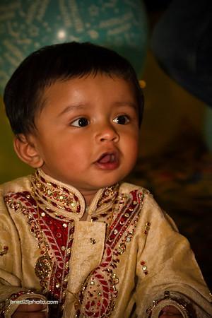Arnav's 1st Birtday!