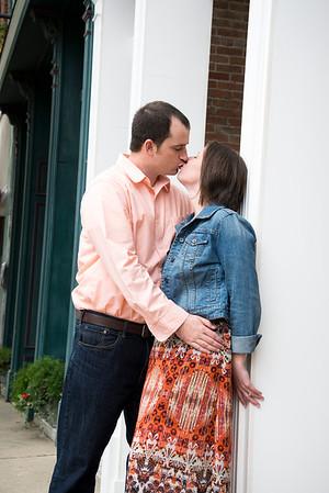 Luke & Hannah {Engaged 2014}