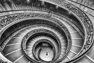 Vicki Moritz - Vatican spiral