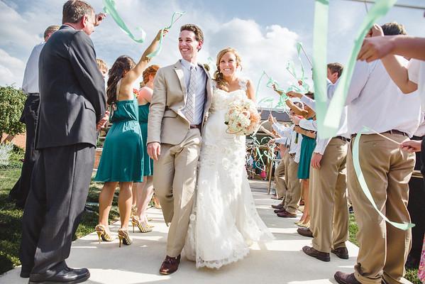 Annie + Victor Wedding