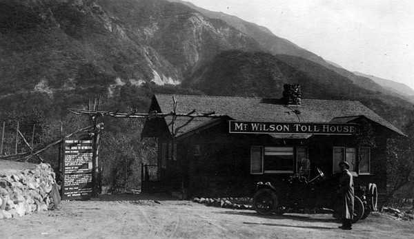 Mount Wilson Toll House