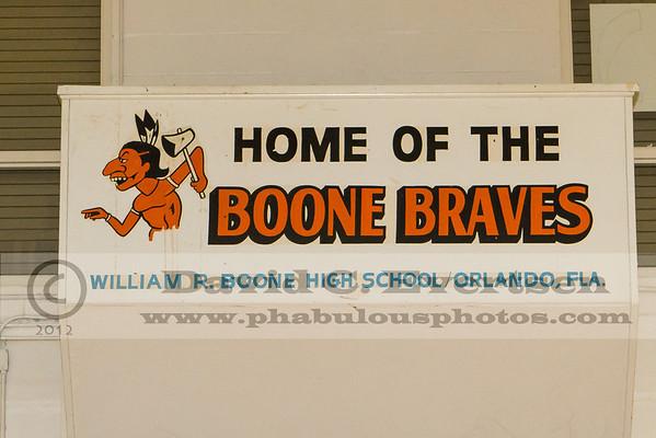 William R. Boone High School